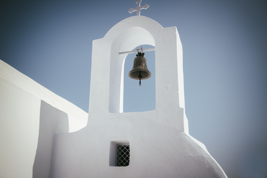 Church in Oia