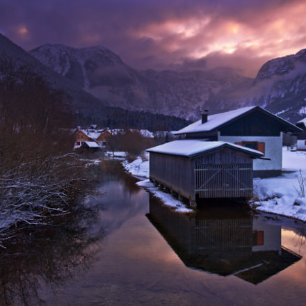 A Cold Alpine Morning
