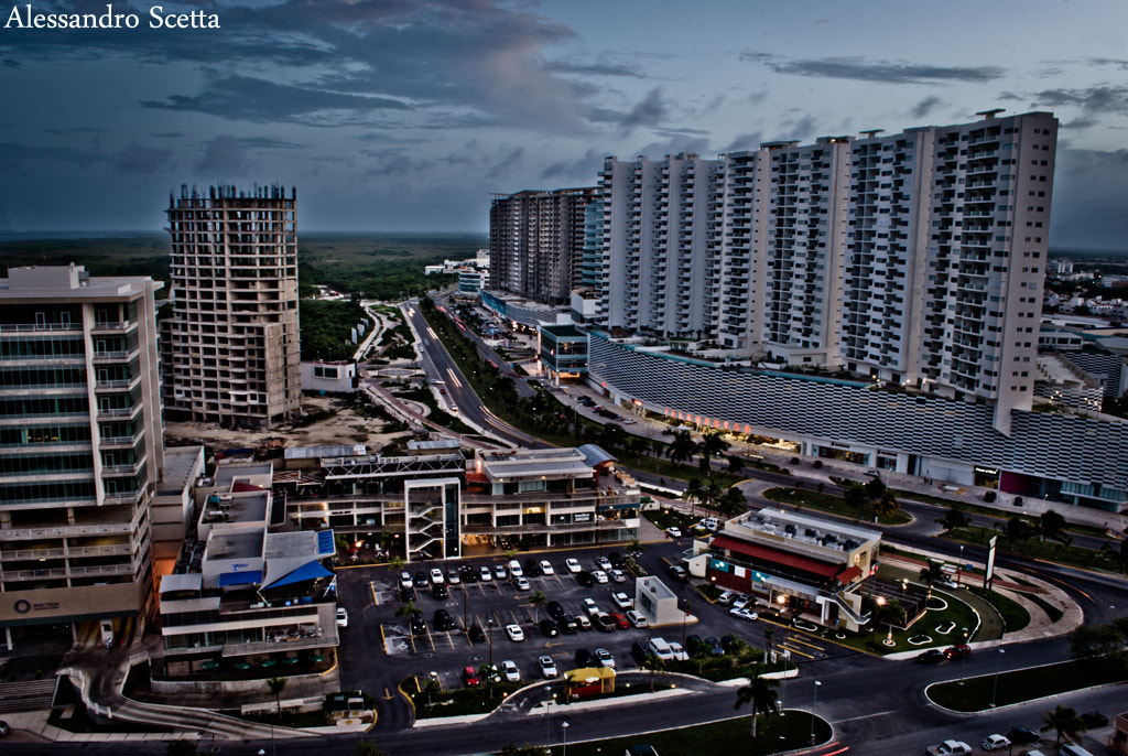 Photograph bird's-eye view Cancun by AlesSandro Scetta on 500px