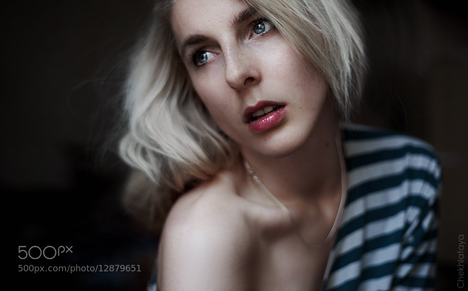 Photograph self-portrait by Svetlana Chekhlataya on 500px