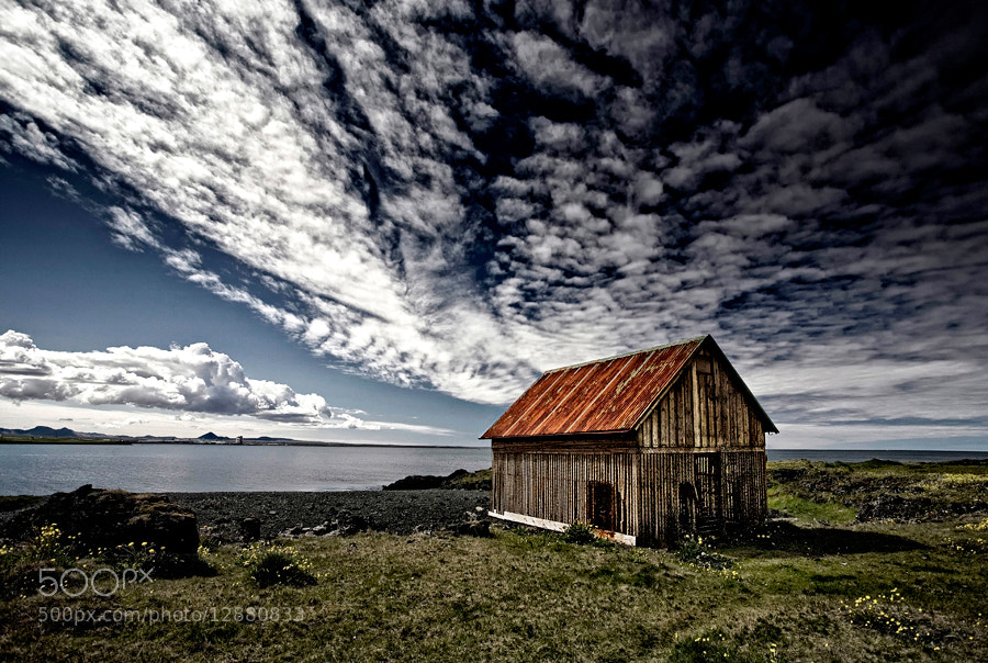 Photograph Fishermen´s Cabin by Þorsteinn H Ingibergsson on 500px