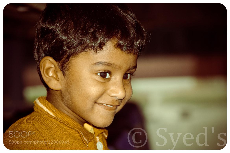 Photograph Kid by syed  nizamuddin on 500px