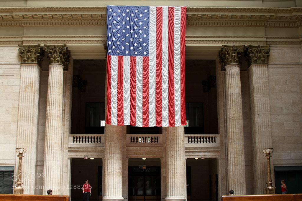 Photograph July 2011 Photo Walk - Union Station by Mike Garza on 500px