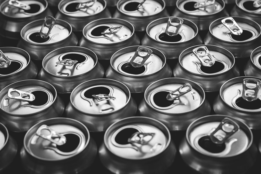 Cans by Andy Kirby on 500px.com