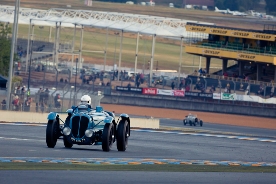 Photograph French racing blue by Tim Brown on 500px