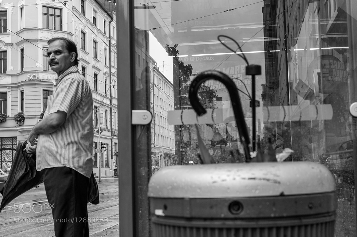 Photograph bus stop 2 by daniel reinemer on 500px