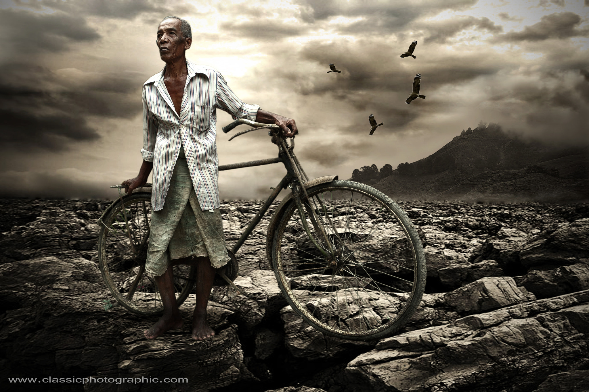 Photograph the old man by abe less on 500px