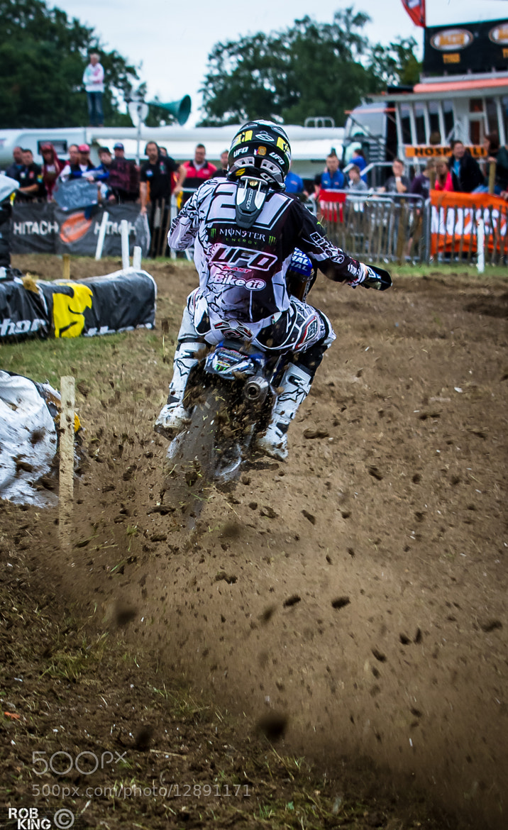 Photograph Shaun Simpson (MX1) by Robert King on 500px