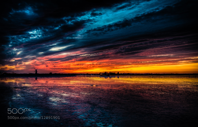 Photograph Norfolk Sunset by Okan Gűney on 500px