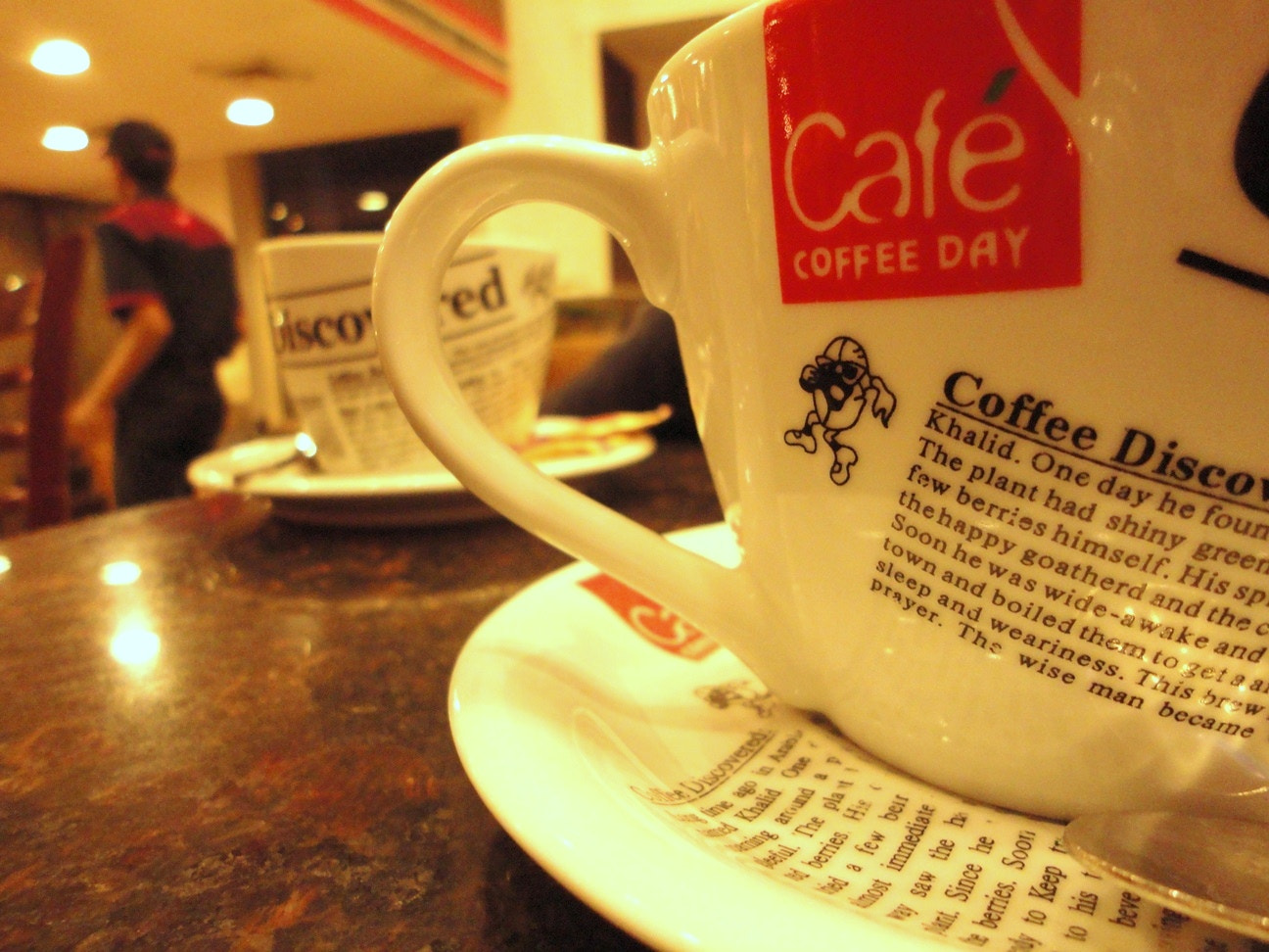 Photograph cafe by Rajan Duggal on 500px