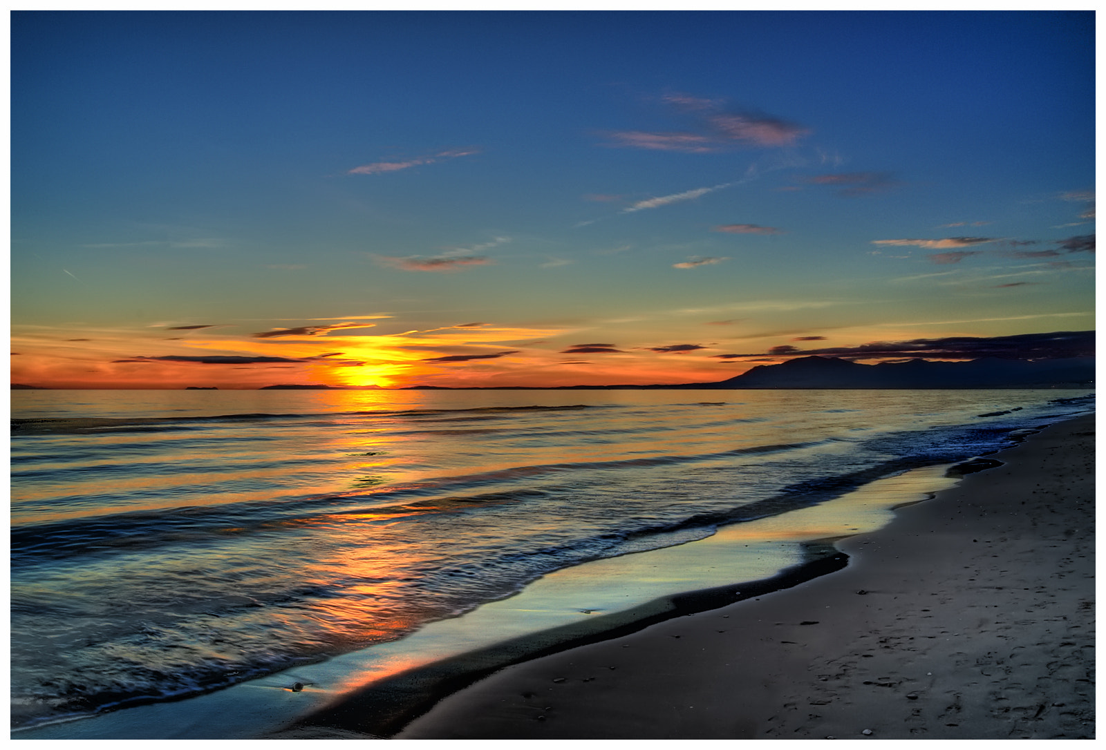 Photograph Sunset Nikki Beach Spain HDR by ---ROB---  PHOTOGRAPHY on 500px