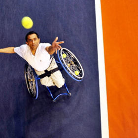 Wheelchair Tennis by Mike Sewell (mikeysewell)) on 500px.com