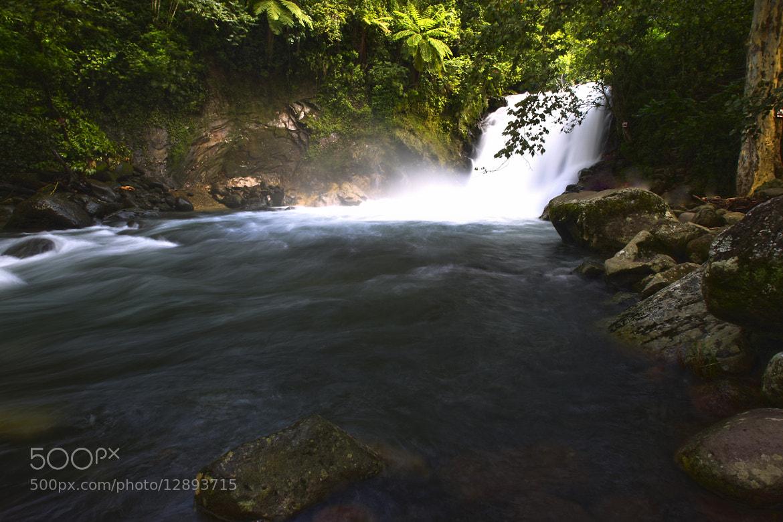 Photograph WATERFALL by Cristobal Garciaferro Rubio on 500px