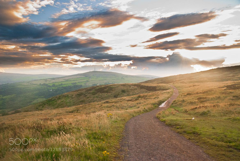 Photograph Belfast Hills by Pawel Bak on 500px