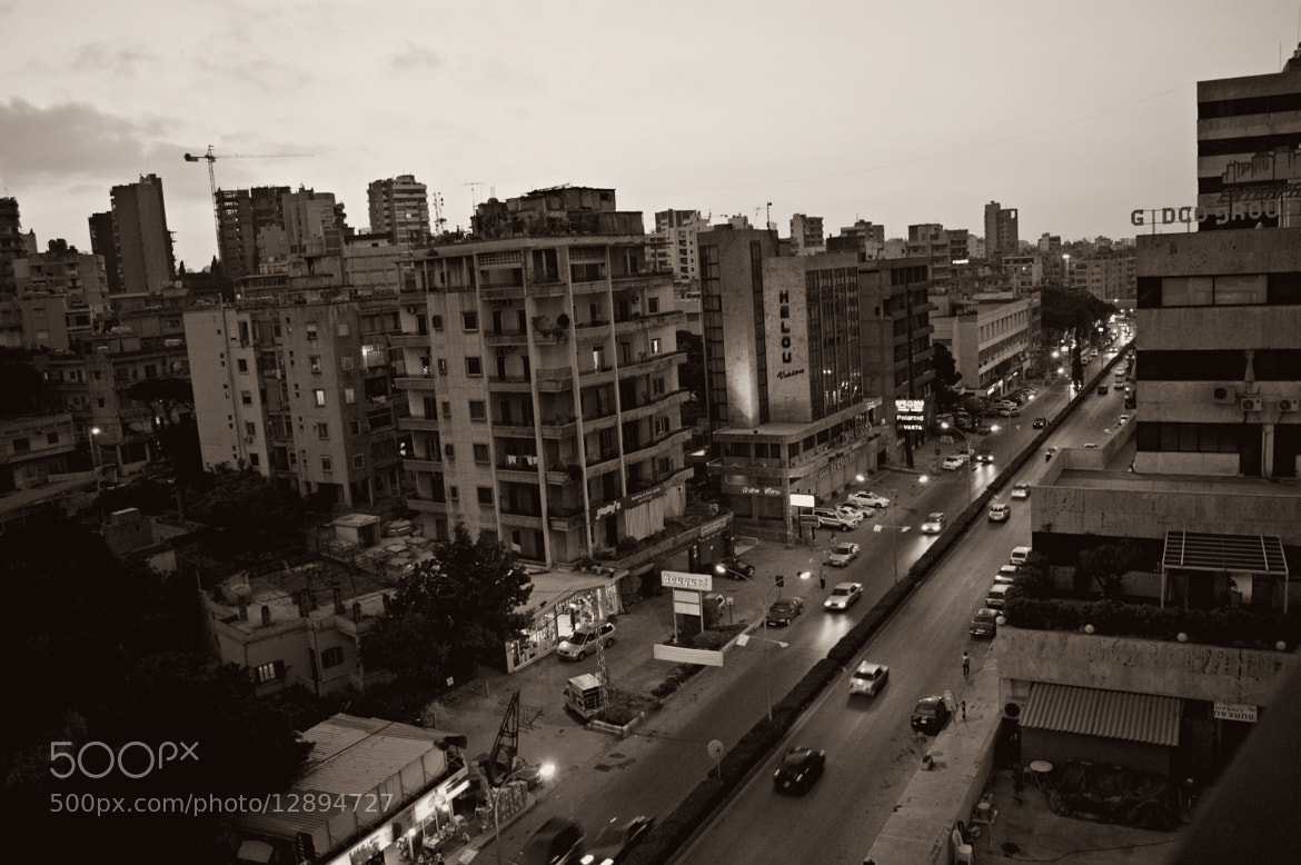 Photograph Sin el Fil, Lebanon. by Clautidia Waked on 500px