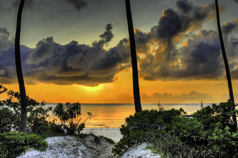 Matemwe Sunrise, Zanzibar