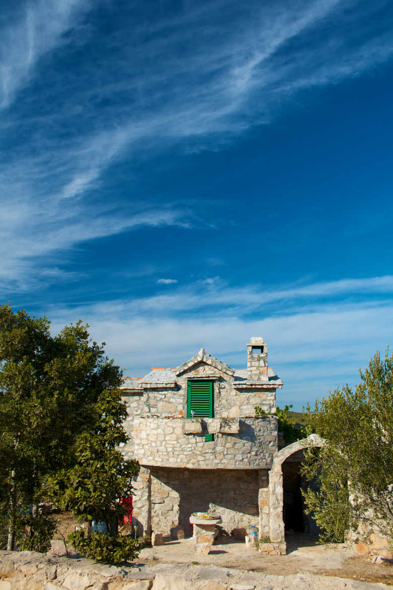 Photograph Stone house in Dalmatia by Darko Kontin on 500px