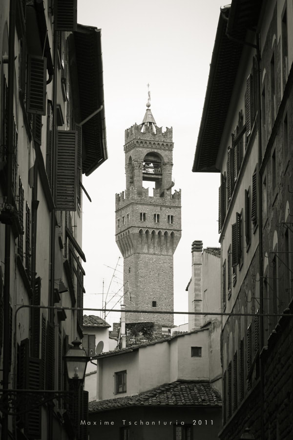 Photograph Classic tower by Maxime Tschanturia on 500px