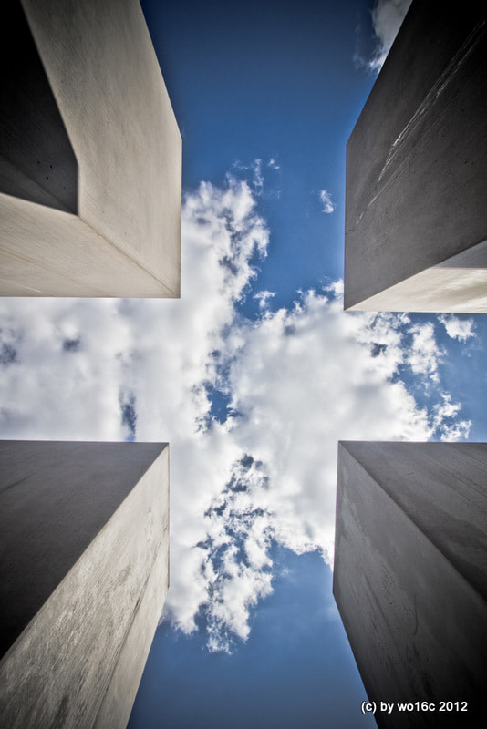 Photograph berlin holocaust memorial by j. wo16c on 500px