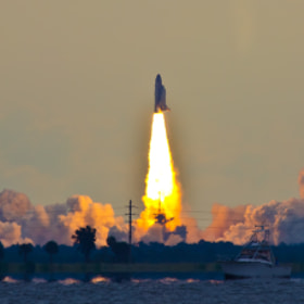 Endeavour Spaceshuttle Launch