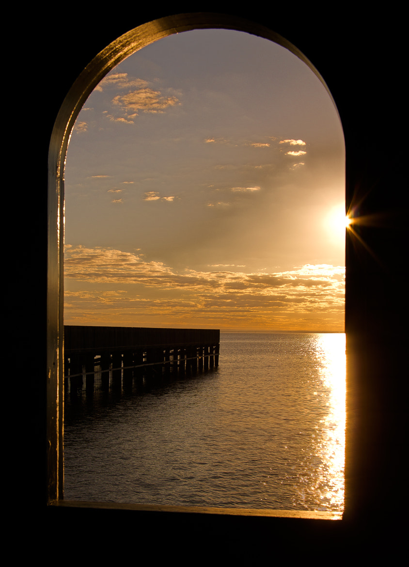 Photograph Through The Window by Gavin Queit on 500px