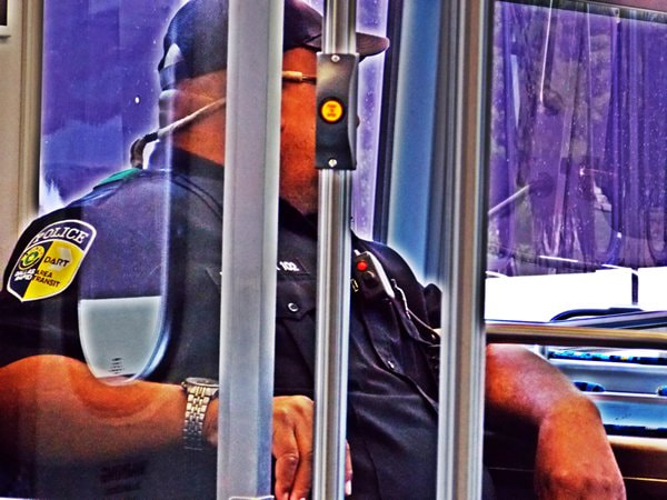 Photograph Transit Cop by Judy Simon on 500px
