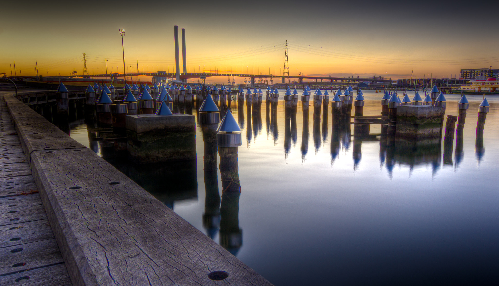 Photograph Docklands Sunset by Gavin Queit on 500px