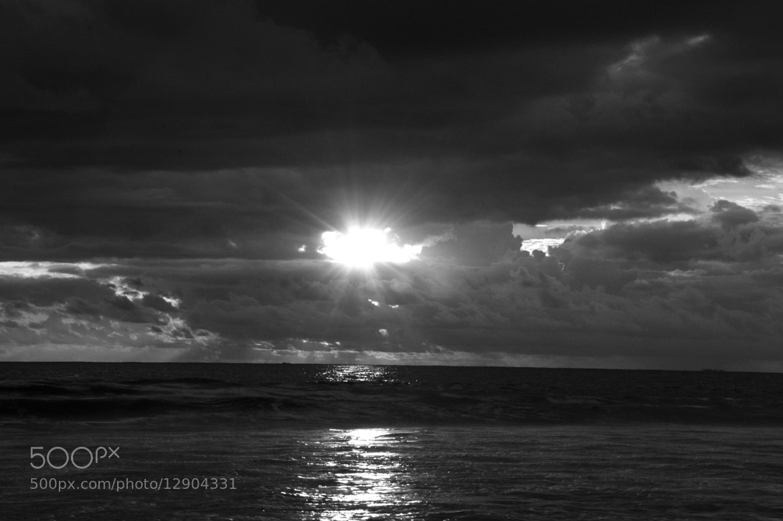 Photograph sunset glare by Welhelmus Dengi on 500px