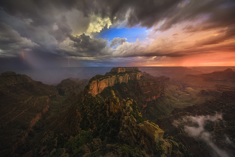 Wotans Crescendo by Mark Metternich on 500px.com