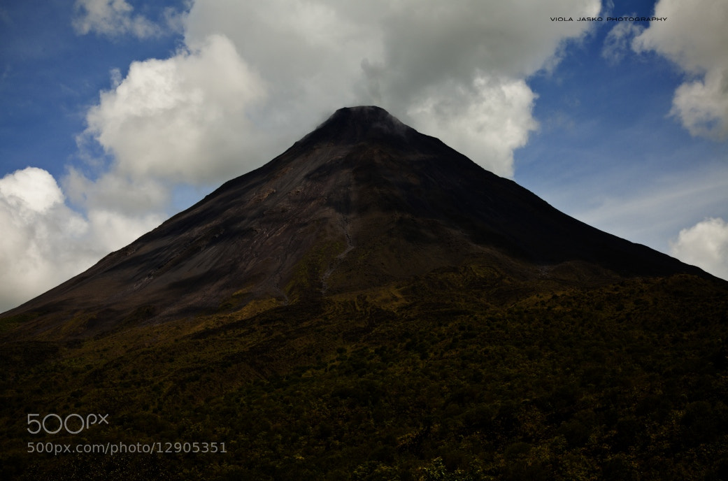 Photograph Arenal Volcano by Viola Jasko on 500px