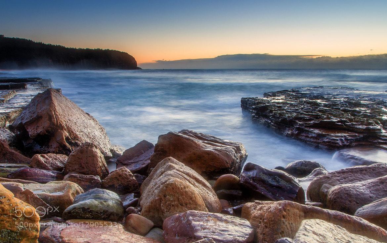 Photograph Turimetta Sunrise by Peter Craig on 500px