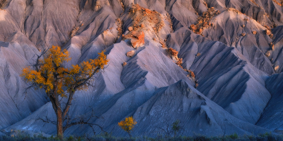 Valley of Shale by Paul Rojas on 500px.com