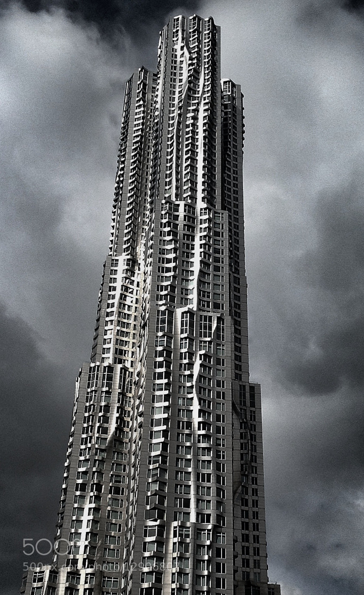 Photograph NYC Fluid Architecture by Rob Marvin on 500px