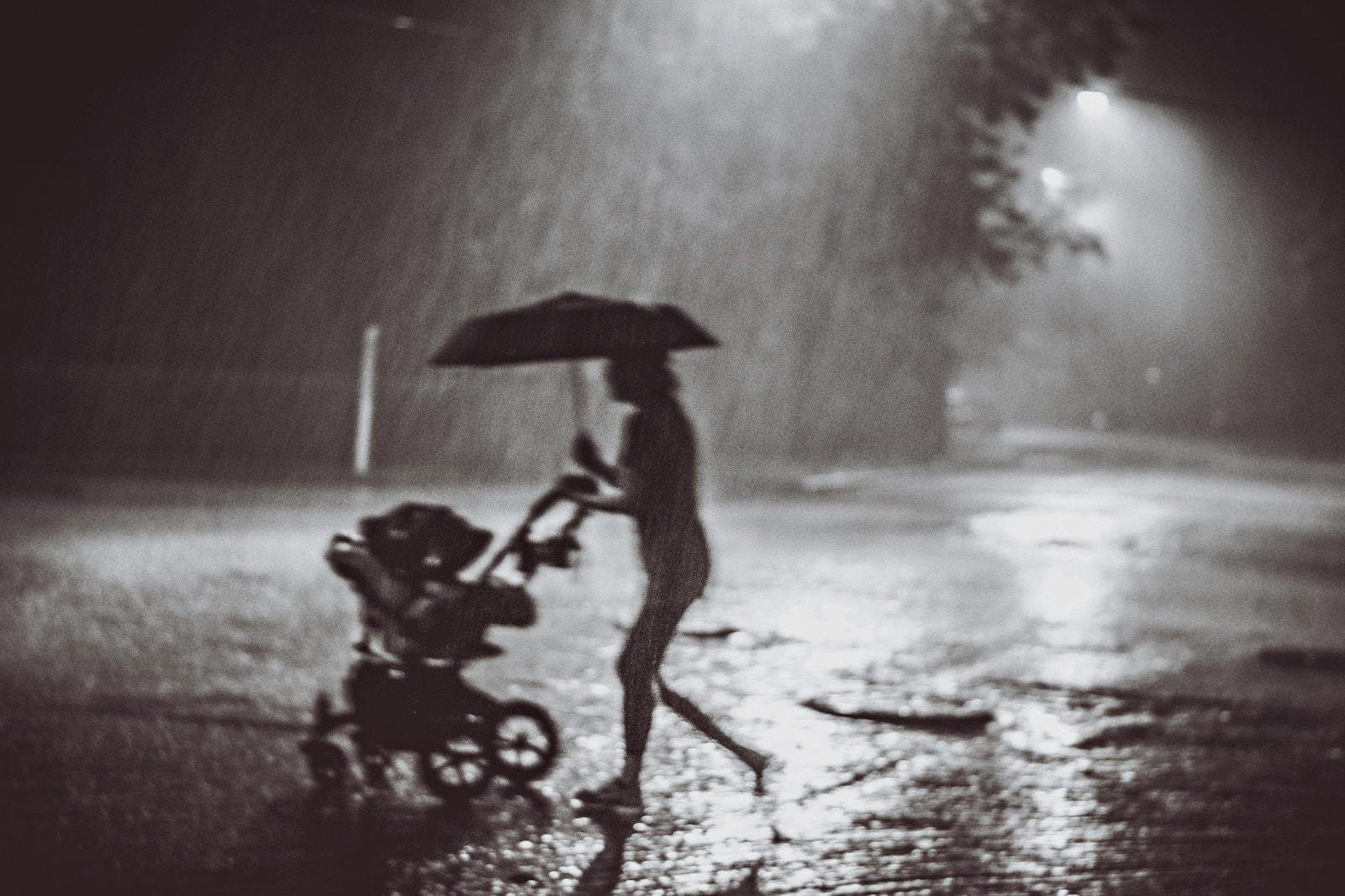 Photograph A stroll in the rain by Ashton Pal on 500px