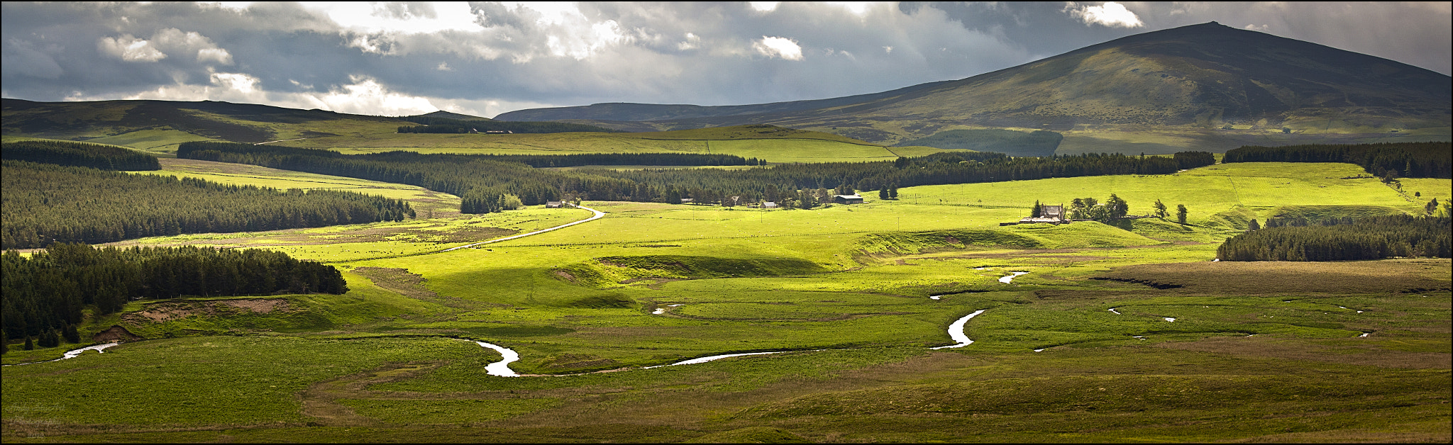 Photograph Cabrach and The Buck by Andy Stuart on 500px