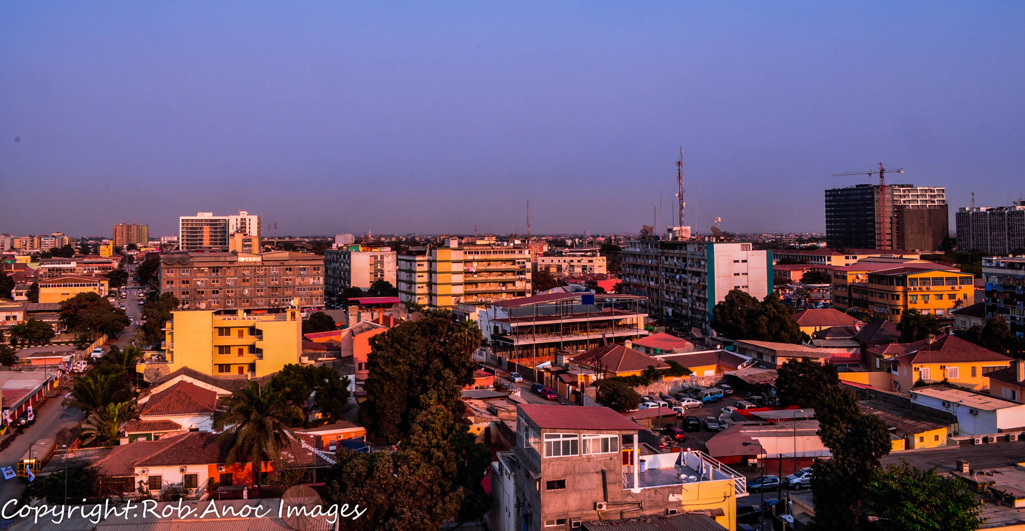 Photograph luanda township by ROBERT JR ANOC on 500px