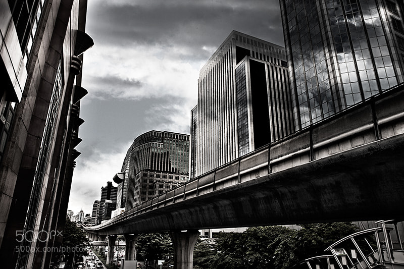 Photograph City of Angel by jayspy on 500px