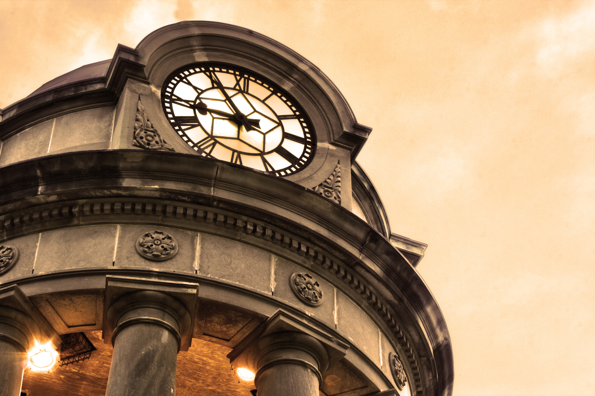 Photograph Victoria Park Clock Tower by Temara Brown on 500px
