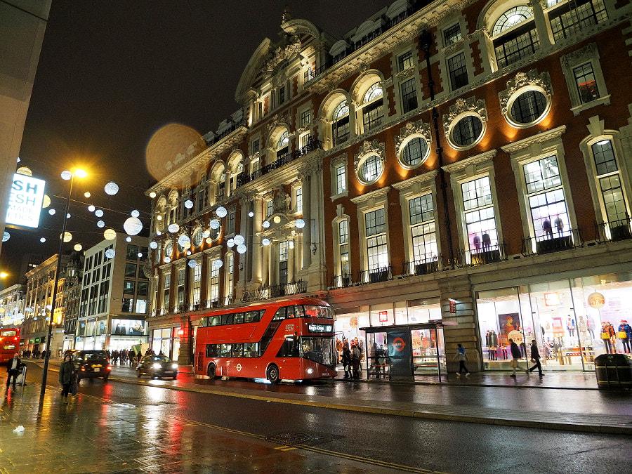 Londinius - Oxford St by Guilhem on 500px.com