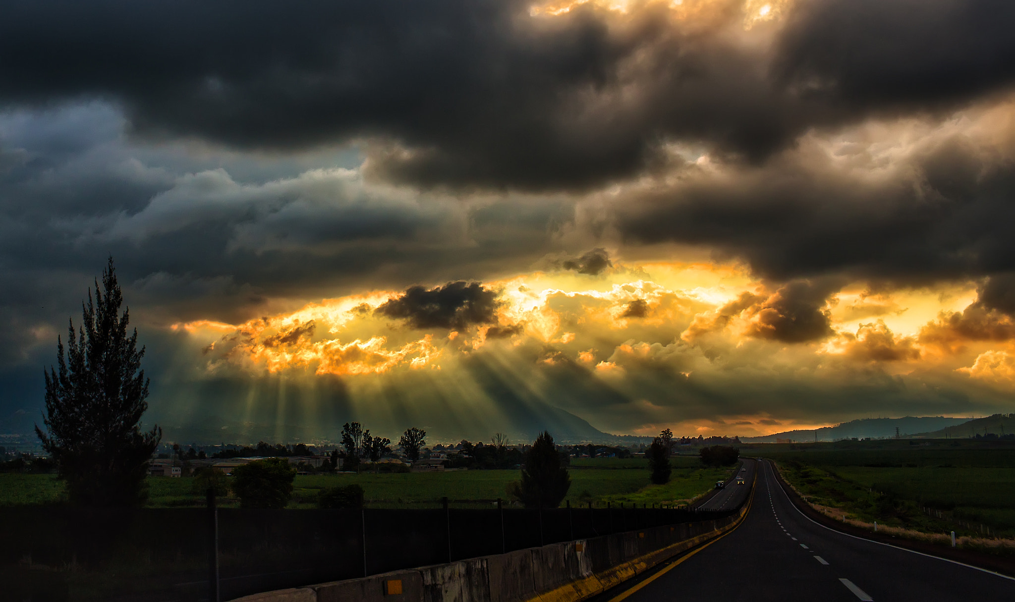 Photograph And God Came Down To Meet Me On The Road by Daniel Stoychev on 500px