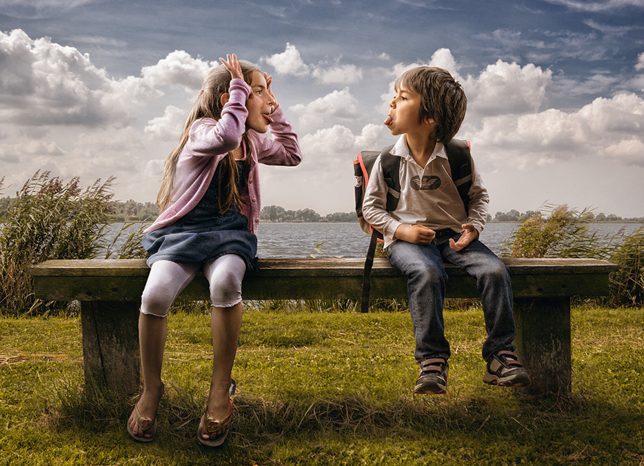 Photograph First Love ;) by Adrian Sommeling on 500px