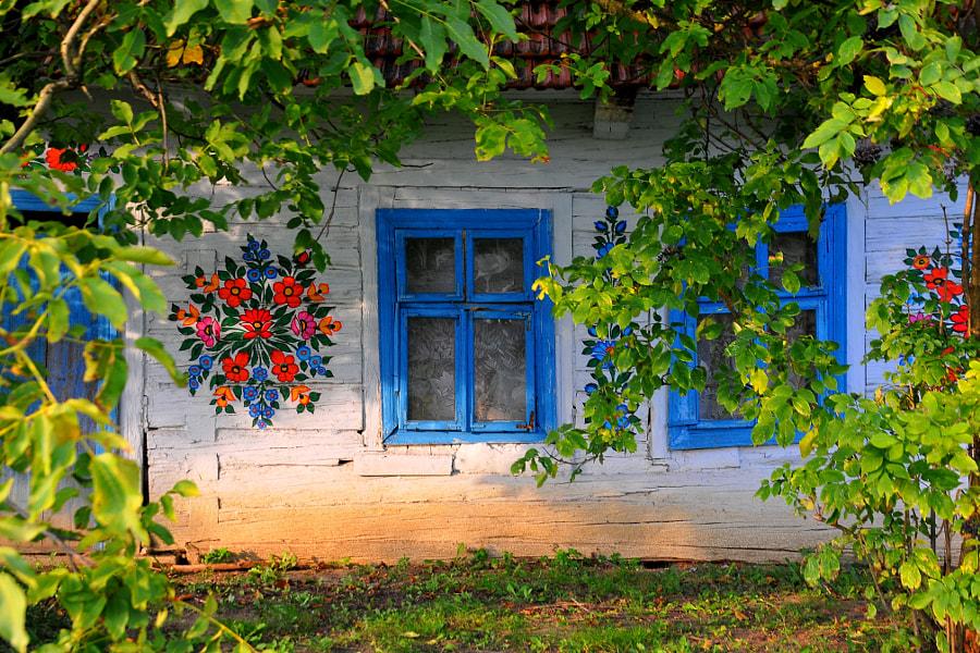 Zalipie Village by Przemek Czaja on 500px.com