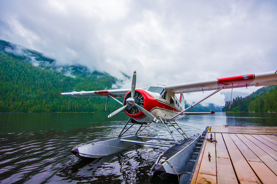 Float Plane by Austen Blass on 500px.com