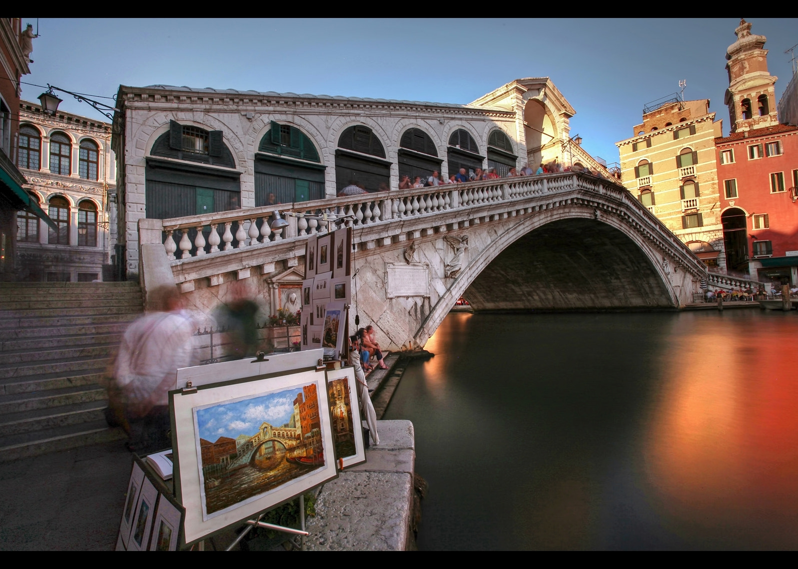 Photograph *Rialto Bridge X 2* by erhan sasmaz on 500px