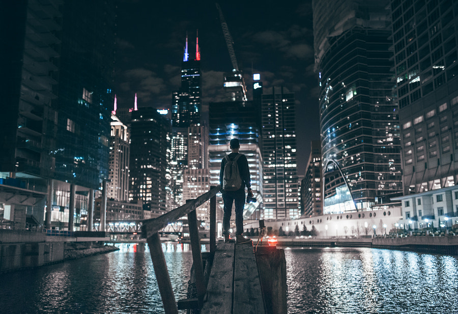 Chicago by Rob Sese on 500px.com