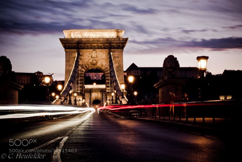 Photograph Chainbridge by Christian Heufelder on 500px