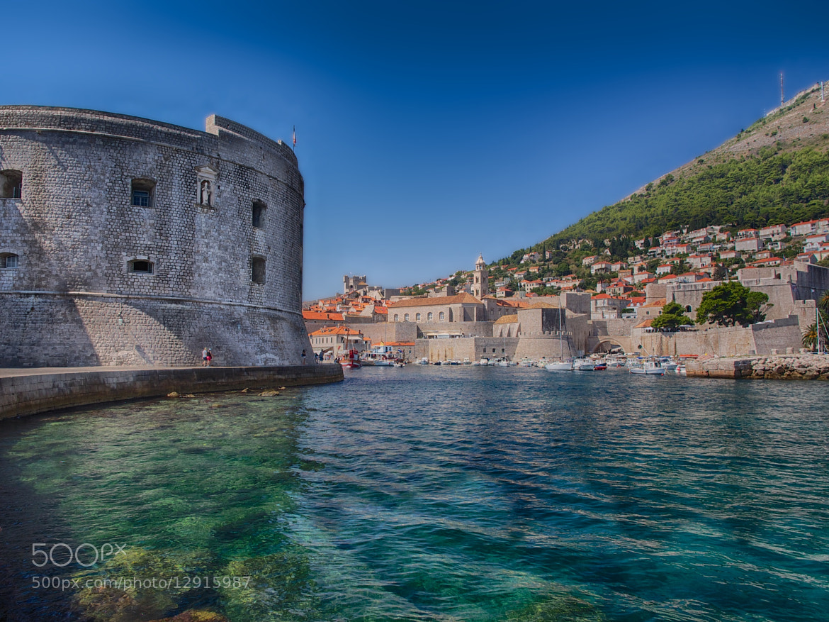 Photograph Old walled city by Ashmieke . on 500px
