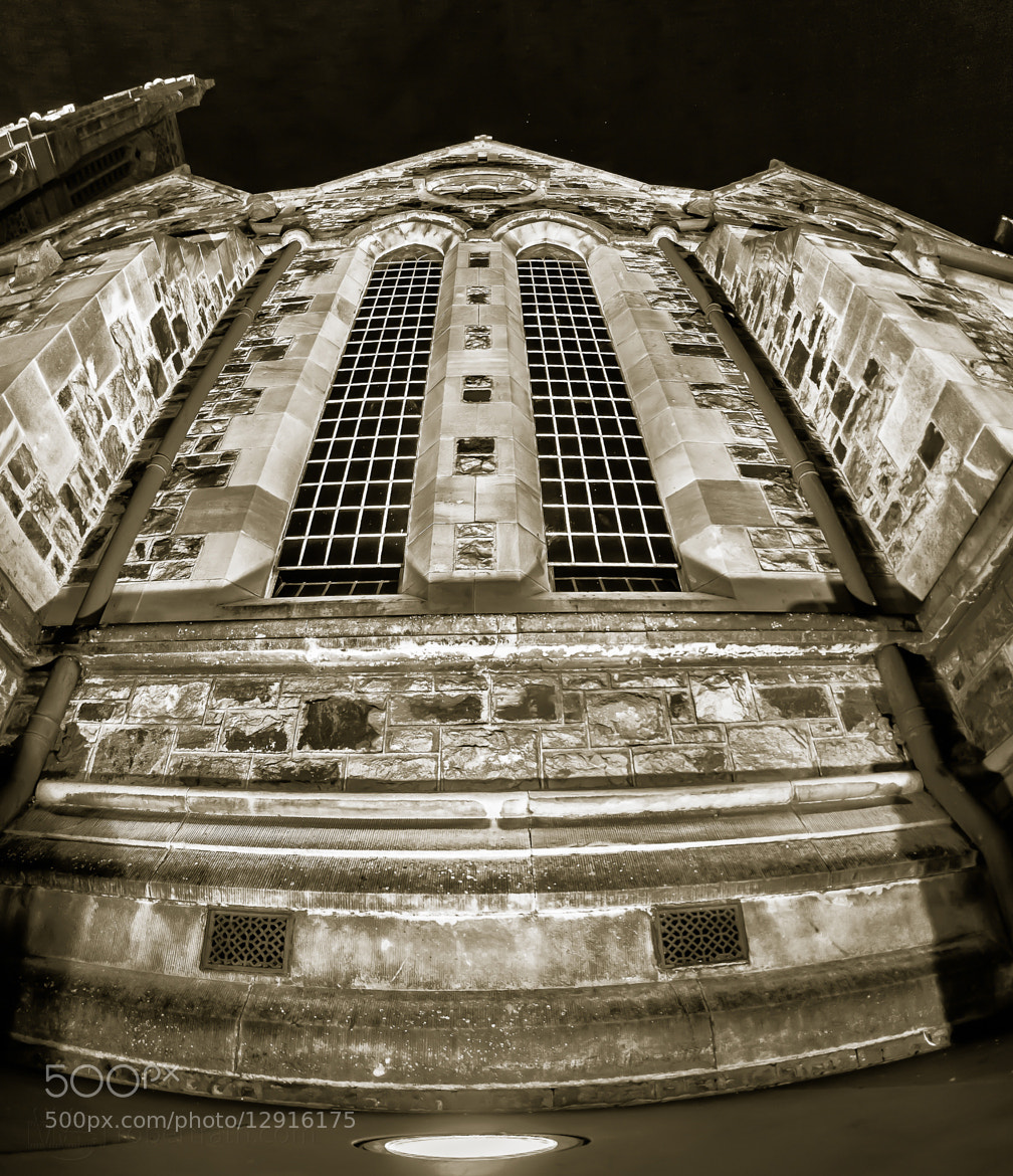 Photograph 366 Days of 2012, Day 243 - Church of Perspective by Robert Rath on 500px