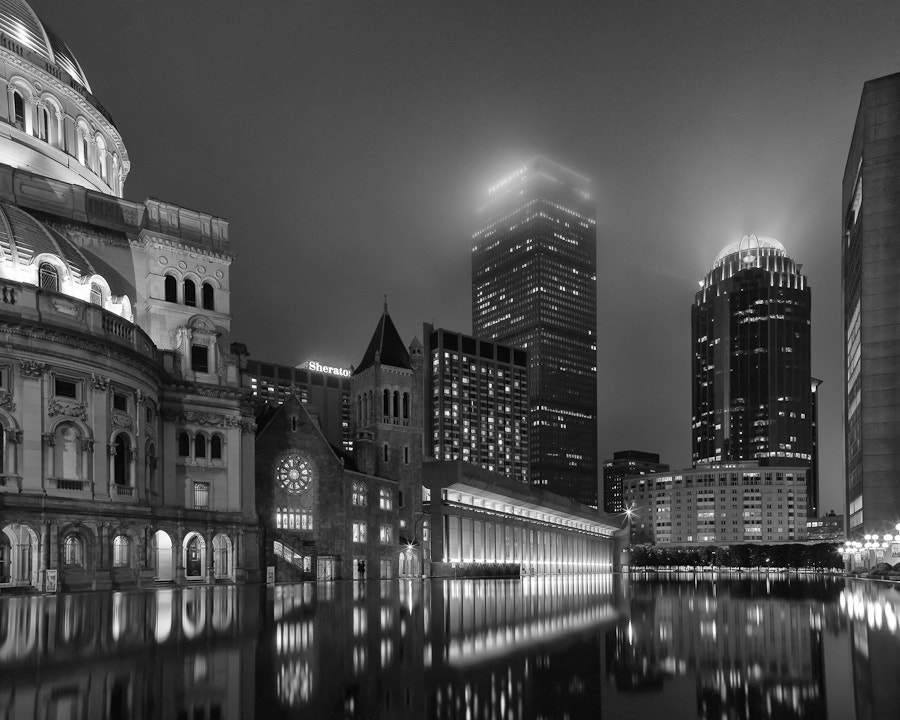 Photograph Boston Nights by Kelly & Robert Walters on 500px
