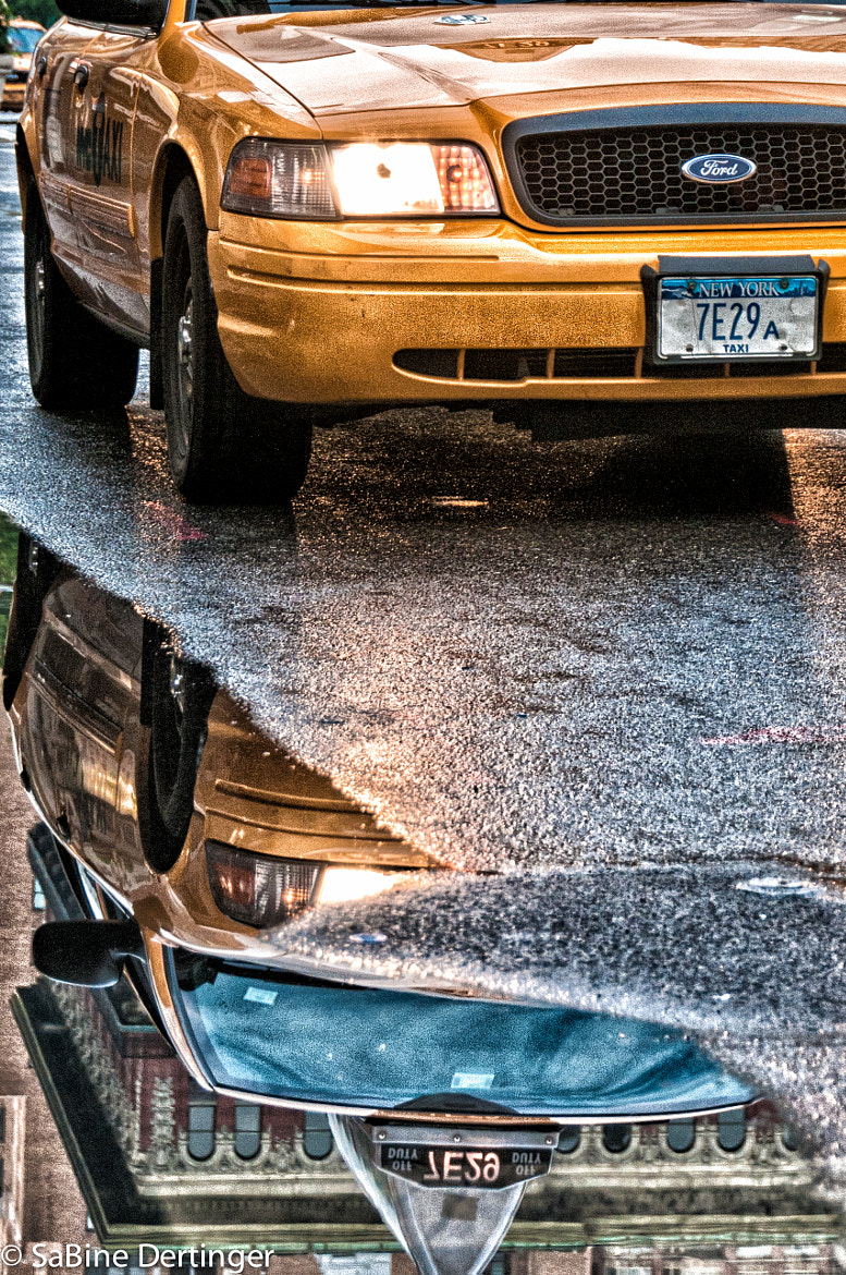 Photograph NewYorkTaxi by Sabine Dertinger on 500px